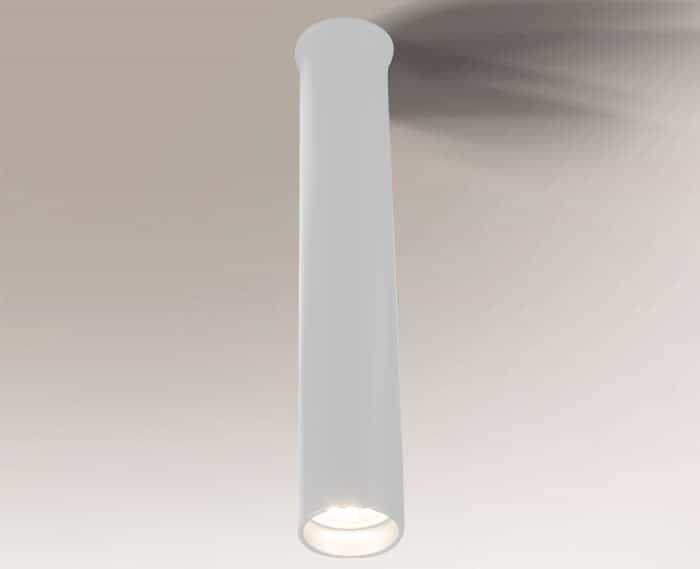 Reflektor YABU 7136 Shilo biały