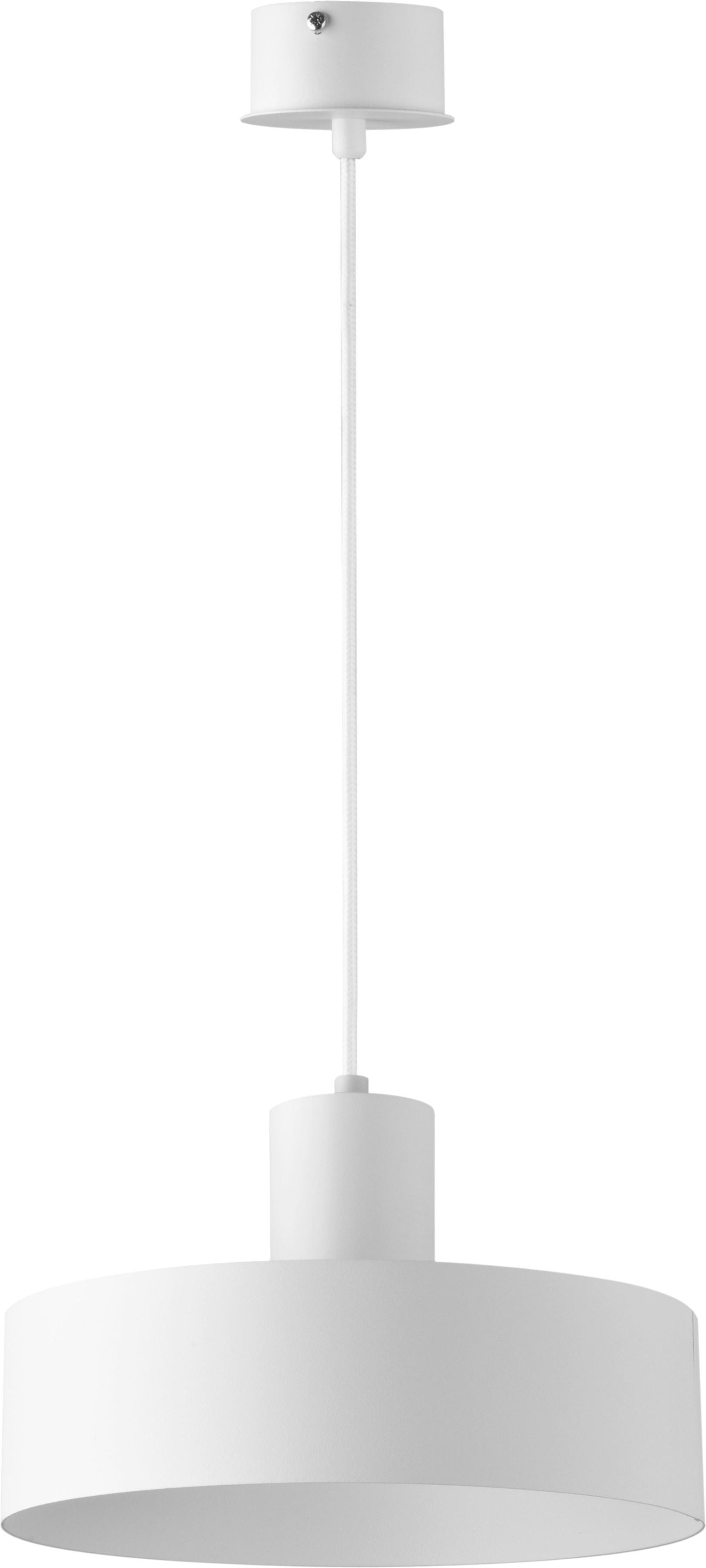 Lampa wisząca Rif 1 M biała 30902 - Sigma Do -17% rabatu w koszyku i darmowa dostawa od 299zł !