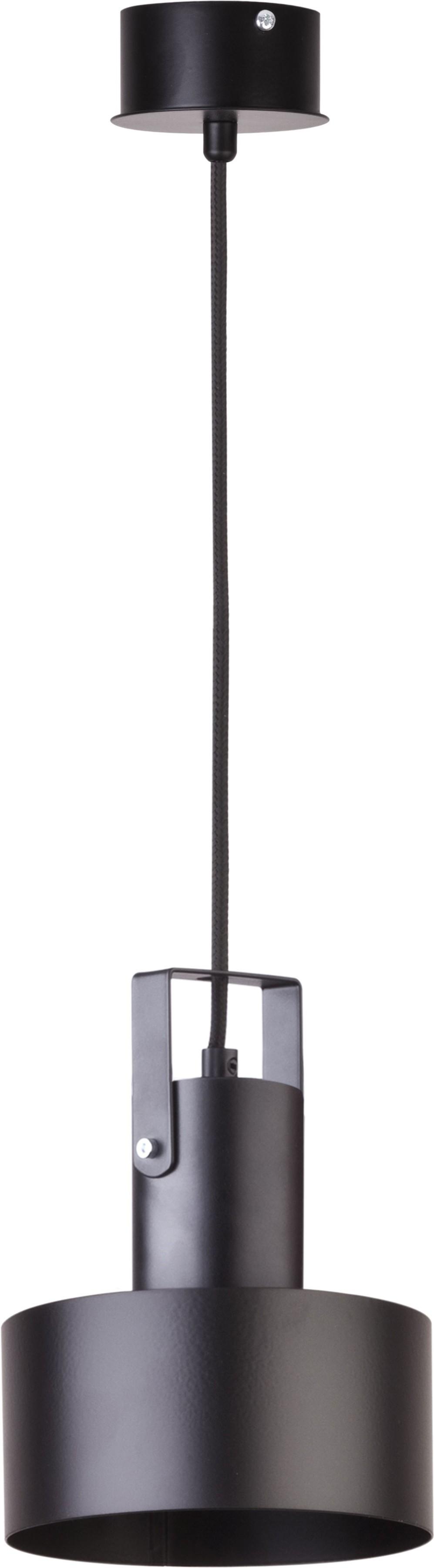 Lampa wisząca Rif plus 1 S czarna 31192 - Sigma Do -17% rabatu w koszyku i darmowa dostawa od 299zł !