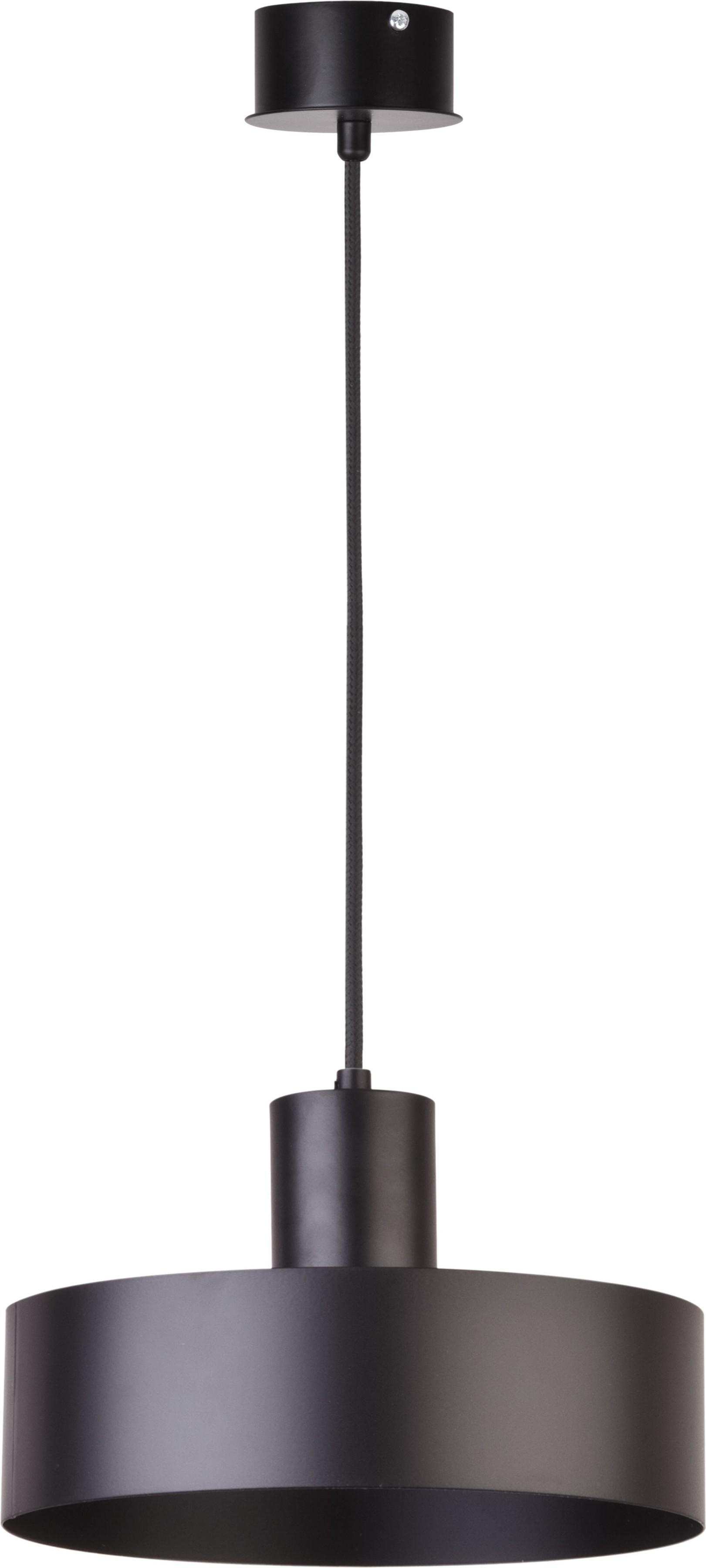 Lampa wisząca Rif 1 M czarna 30896 - Sigma Do -17% rabatu w koszyku i darmowa dostawa od 299zł !