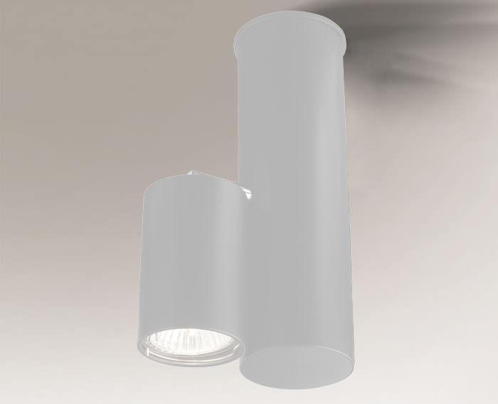 Reflektor SHIMA 7205 Shilo biały