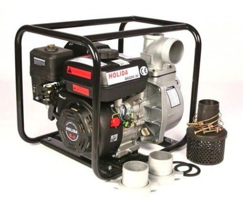 Motopompa, pompa spalinowa Holida QGZ80-30 1000L/MIN