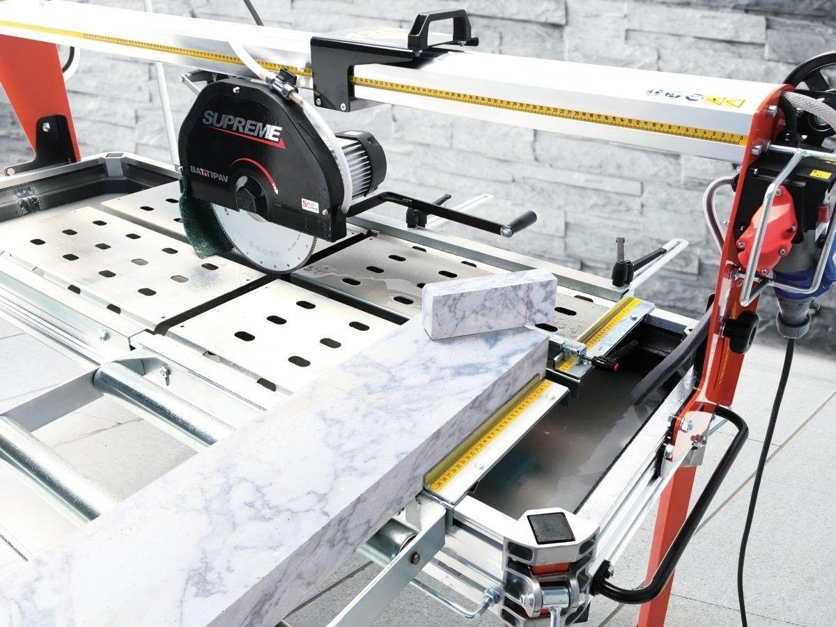 Piła stołowa elektryczna BATTIPAV SUPREME 200S