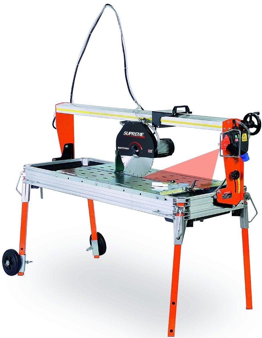 Piła stołowa elektryczna BATTIPAV SUPREME 120S