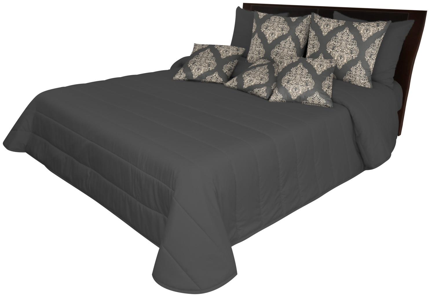 Narzuta pikowana na łóżko NMF-02 Mariall
