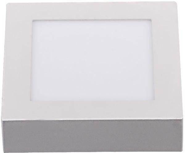 Oprawa sufitowa led - 15w - kwadrat natynkowa