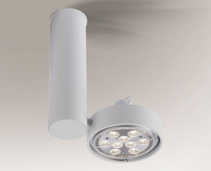 Reflektor NATORI 7209 Shilo biały