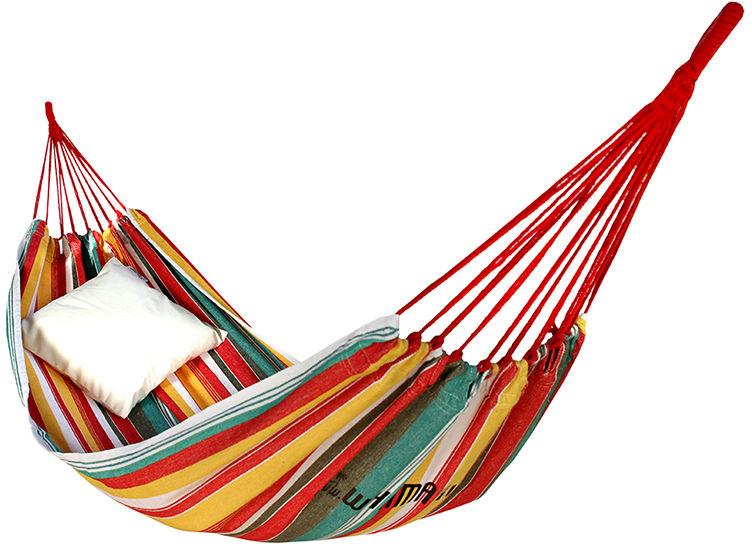 Hamak bawełniany, kolorowy CH+PZS-209