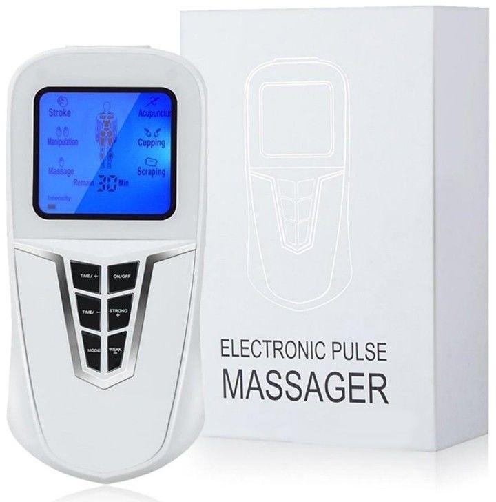 Masażer ciała Tens do masażu elektostymulator
