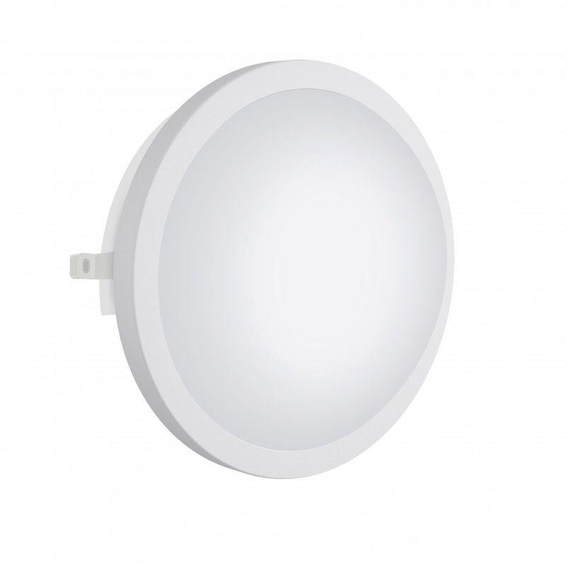 Kinkiet zewnętrzny Far 107I-L0212B-01 Dopo nowoczesna oprawa w kolorze białym