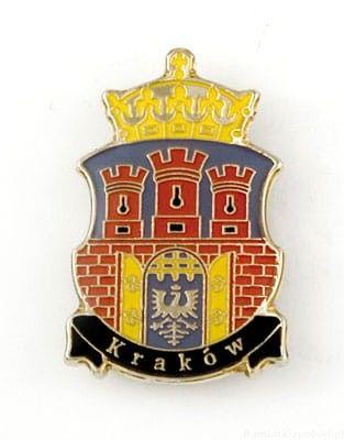 Herb Kraków - magnes