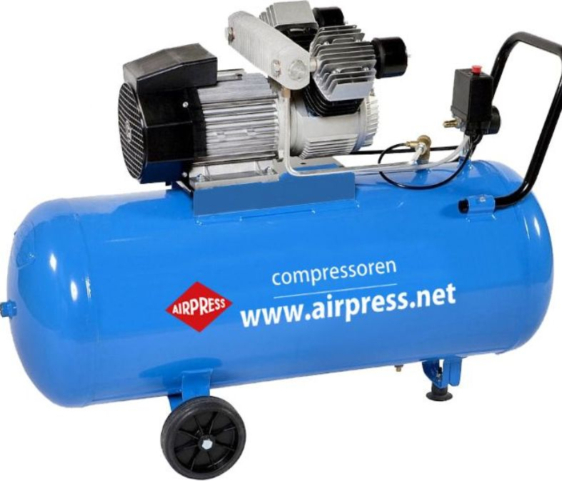 Sprężarka tłokowa Airpress KM 100-350