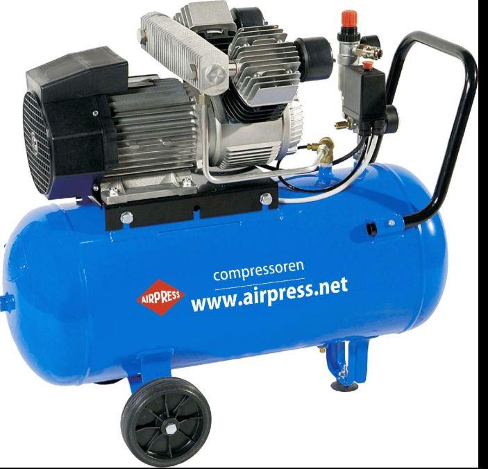 Sprężarka tłokowa Airpress KM 50-350