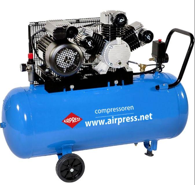 Sprężarka tłokowa Airpress LM 100-400