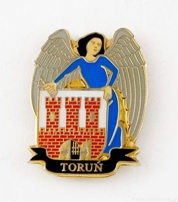 Herb Toruń - magnes