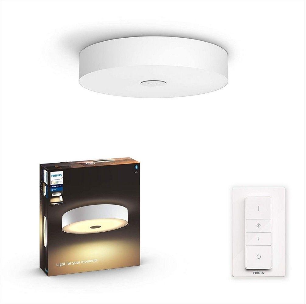 40340/31/P6 FAIR HUE WHITE LAMPA SUFITOWA, PLAFON WERSJA Z BLUETOOTH PHILIPS HUE