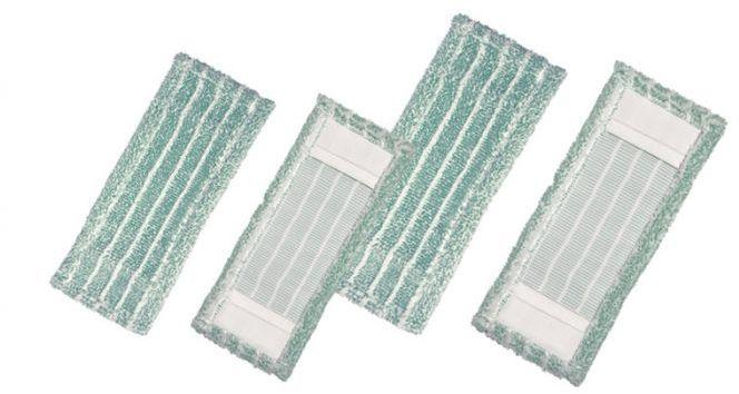 Mop wymienny MW 11 płaski z mikrofazy kieszeniowy 50 cm
