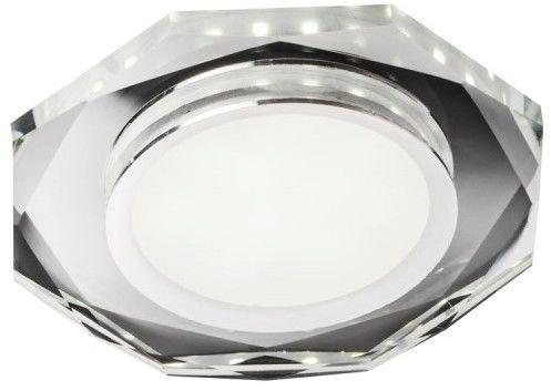 Oprawa stropowa biała ośmiokąt LED SSP-24 2263922