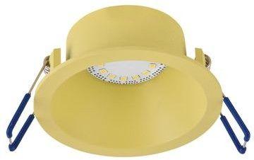 Oprawa Stropowa Wpuszczana Żółta Candellux 2268712