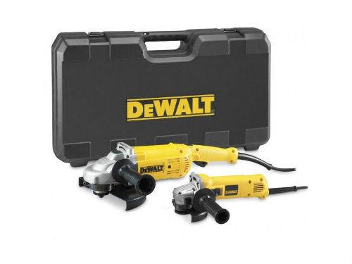 Zestaw Szlifierek kątowych D28492 i D28139 DEWALT D28492TWIN