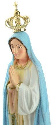 Figura Matka Boża Fatimska higroskopijna