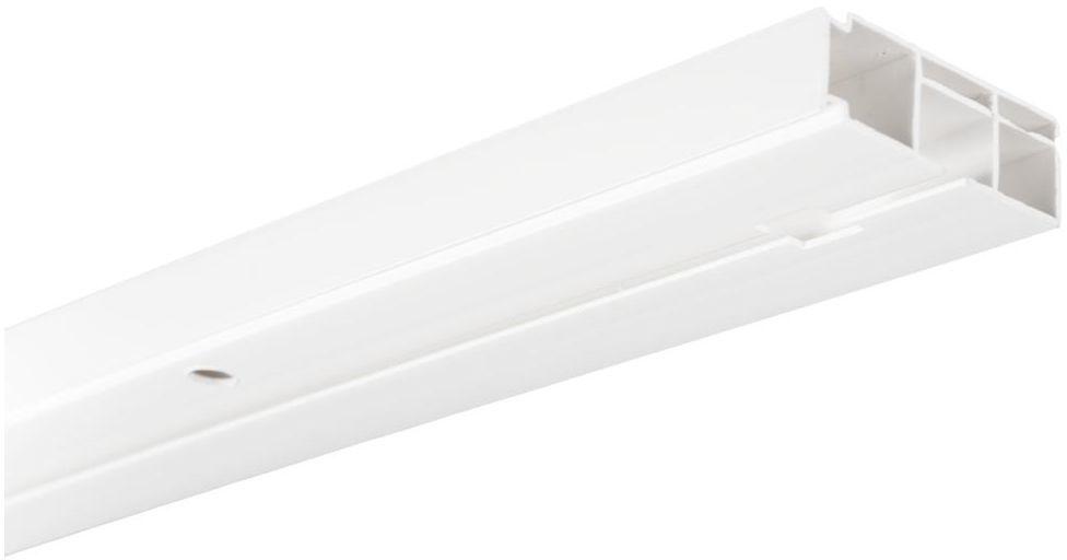 Szyna sufitowa 1-torowa 200 cm PVC INSPIRE