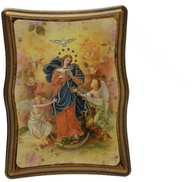 Obrazek Matka Boża Rozwiązująca Węzły