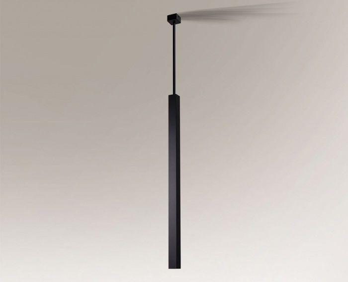 Lampa wisząca DOHA 5701 Shilo czarny