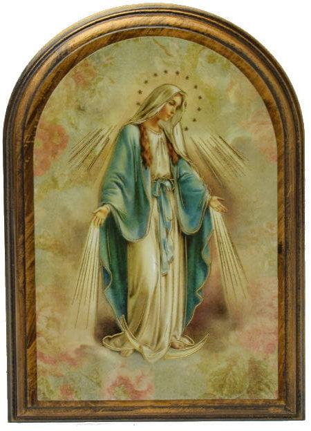 Obrazek arkadowy Matka Boża Niepokalana