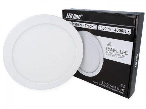 Panel LEDline EasyFix 18W 1650lm 4000K - biała dzienna