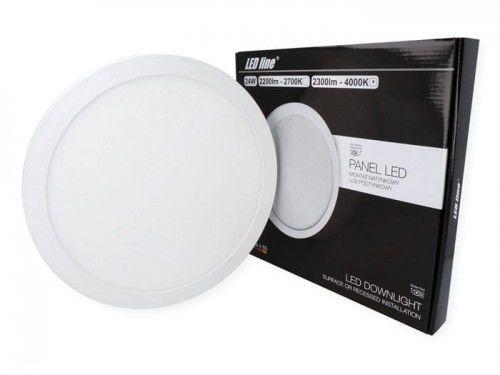 Panel LEDline EasyFix 24W 2300lm 4000K - biała dzienna