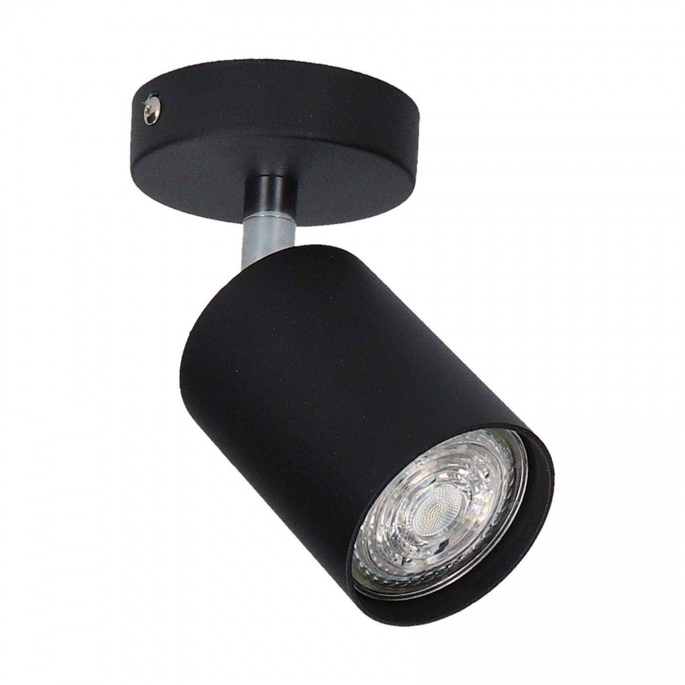 Reflektor Eye Spot 6018 Nowodvorski Lighting uniwersalna oprawa w kolorze czarnym