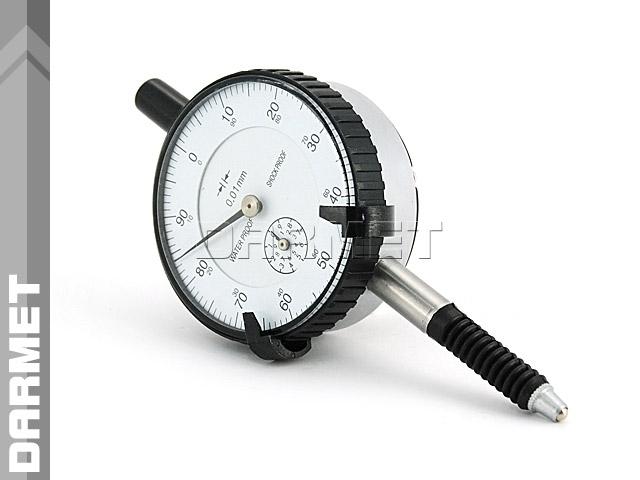 Czujnik zegarowy wodoodporny - 10/0,01MM (539-053)