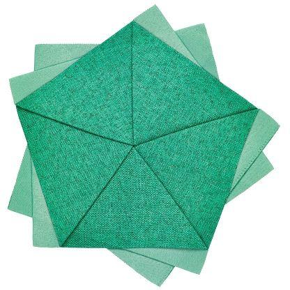 Iittala X ISSEY MIYAKE Dekoracja Stołu 20 cm Zielona