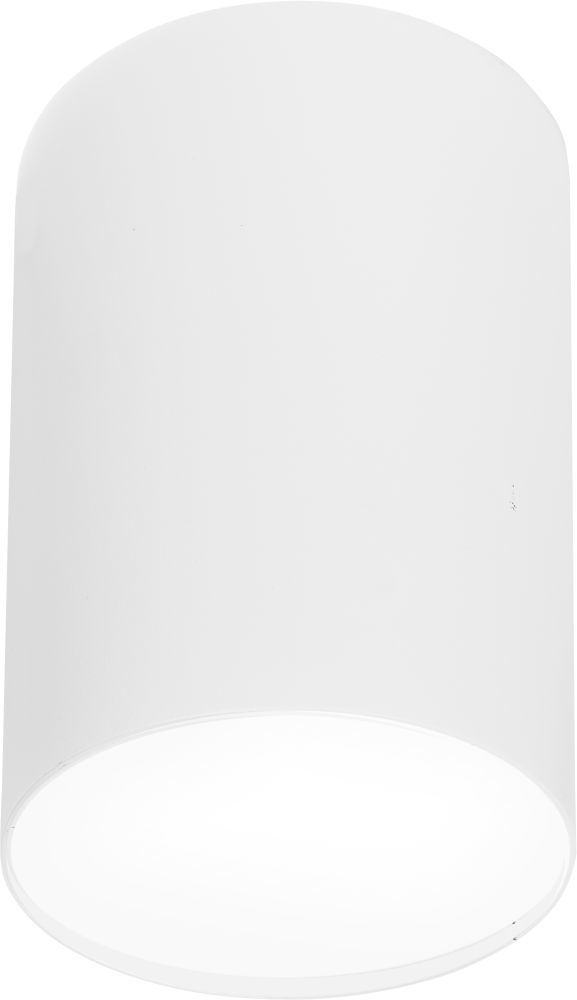 Plafon Point Plexi L 6528 Nowodvorski Lighting biała oprawa sufitowa