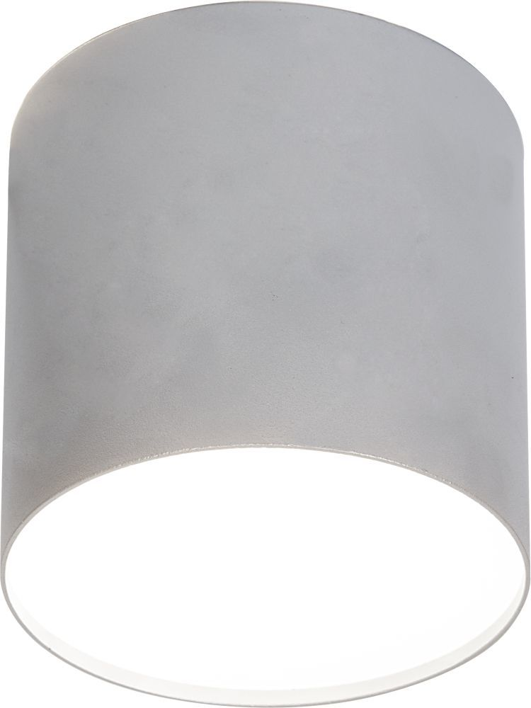 Plafon Point Plexi M 6527 Nowodvorski Lighting srebrna oprawa sufitowa
