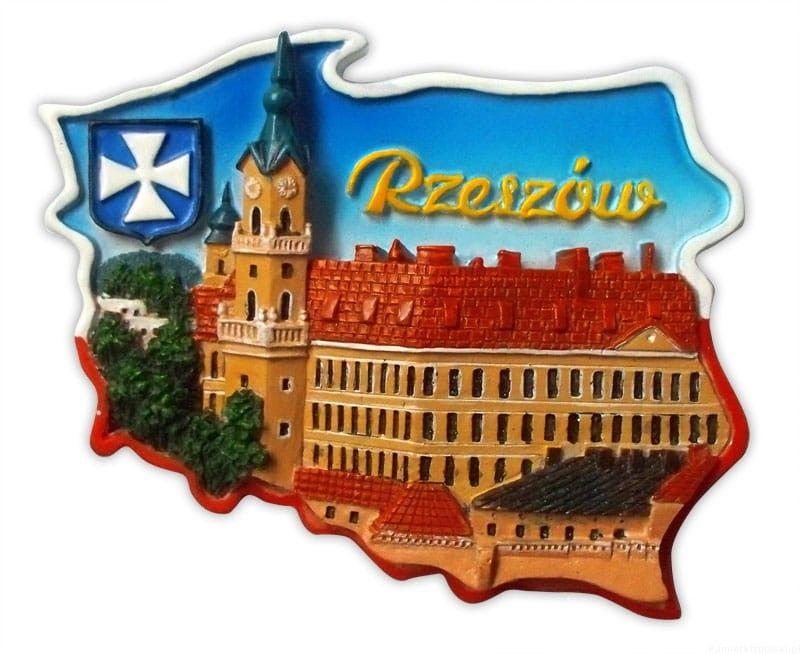 Magnes kontur Rzeszów Zamek
