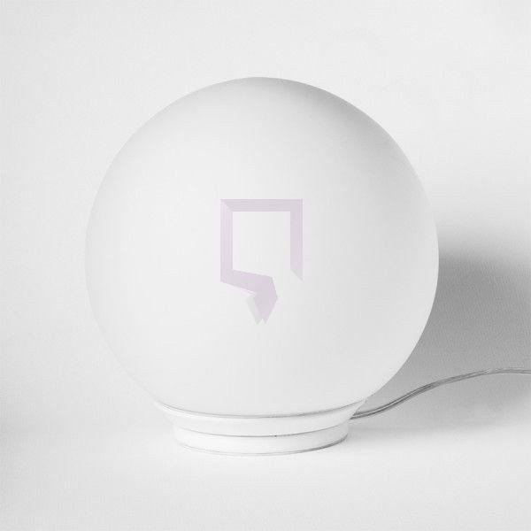 Lampa Bubble Stołowa