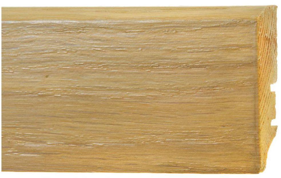 Listwa przypodłogowa dąb biały olejowany 60x2200 mm Barlinek