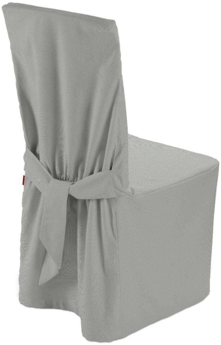 Sukienka na krzesło, srebrzysty szary, 45  94 cm, Bergen