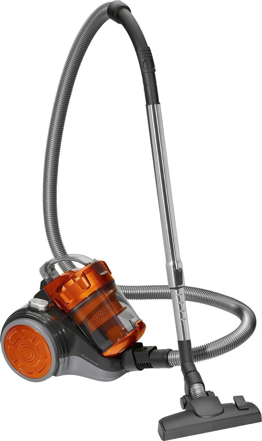 Odkurzacz bezworkowy Clatronic BS 1302 (pomarańczowy)