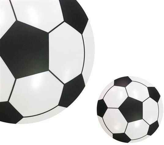 Lampa /Plafon BALL 18W LED 4000K 40cm piłka nożna