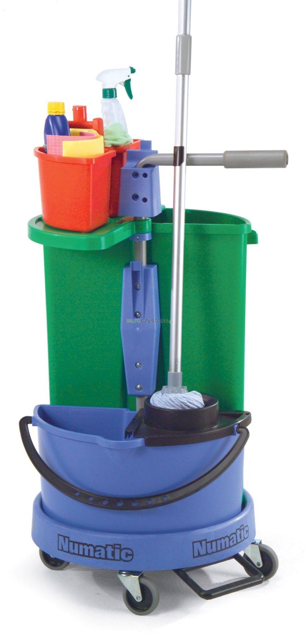 Numatic NC 1 - wózek do sprzątania