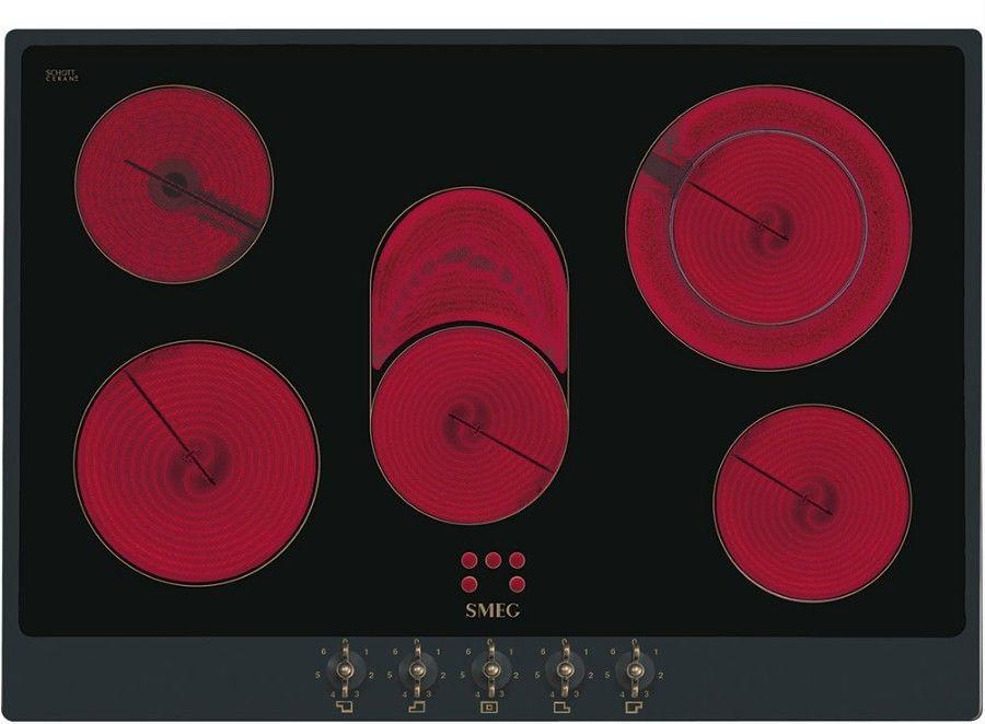 Płyta Ceramiczna Smeg P875AO - Użyj Kodu - Raty 20 x 0% I Kto pyta płaci mniej I dzwoń tel. 22 266 82 20 !