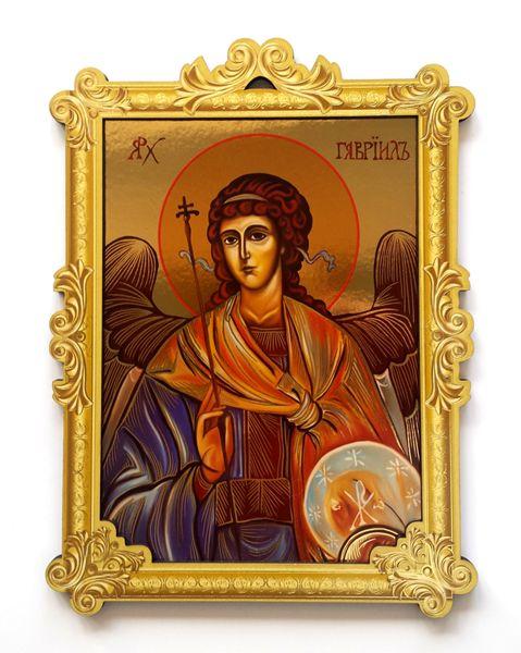 Obrazek religijny - Archanioł Gabriel