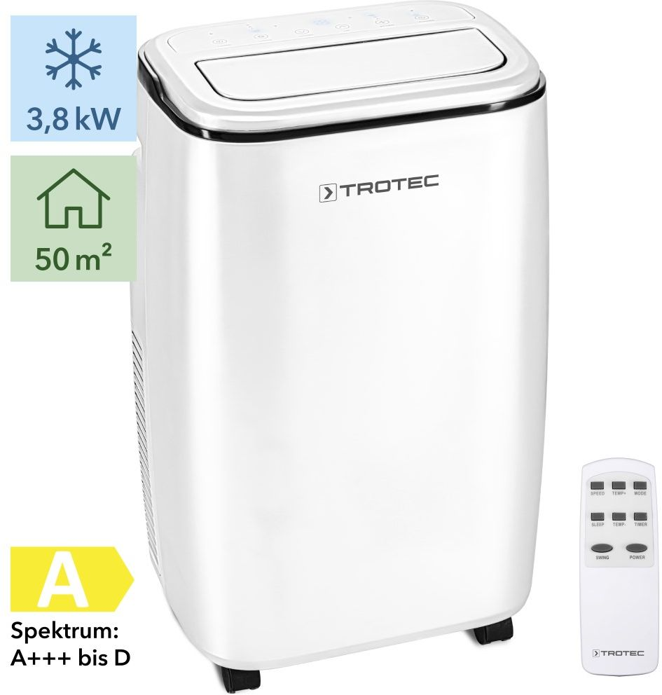 Klimatyzator PAC 3800 S
