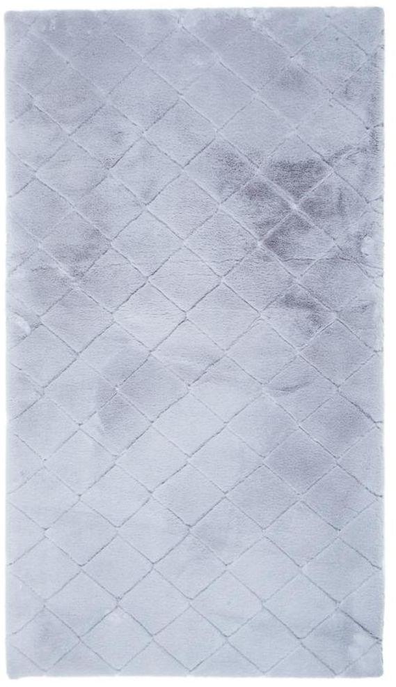 Dywan shaggy Modena szary 60 x 100 cm