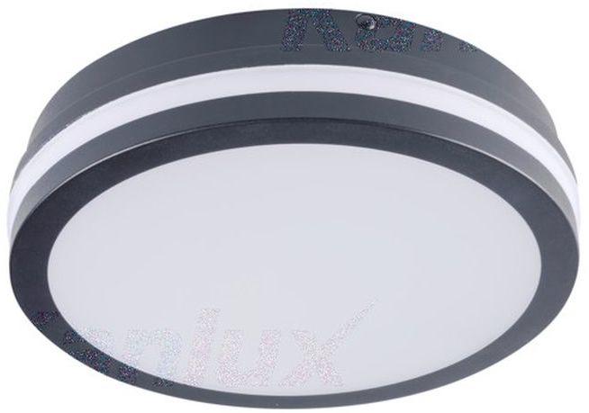 Plafoniera LED BENO 18W NW-O-GR 1550lm 4000K IP54 32941