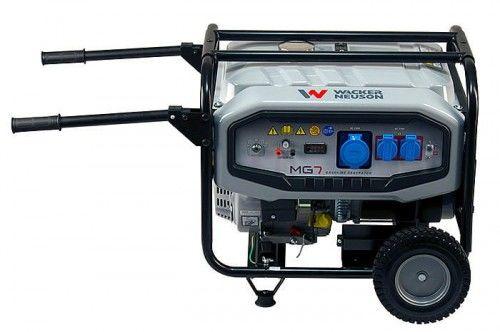 Agregat prądotwórczy, generator WACKER NEUSON MG7
