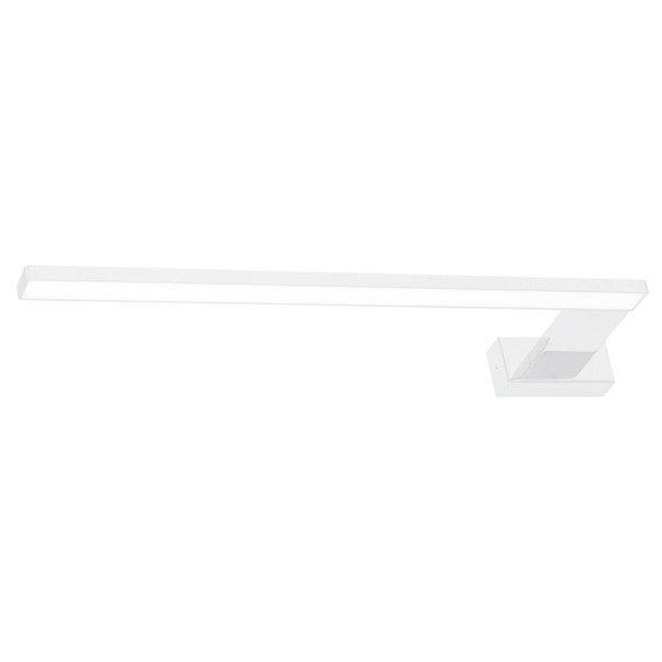 Nad lustro biały SHINE prawy 45cm RH